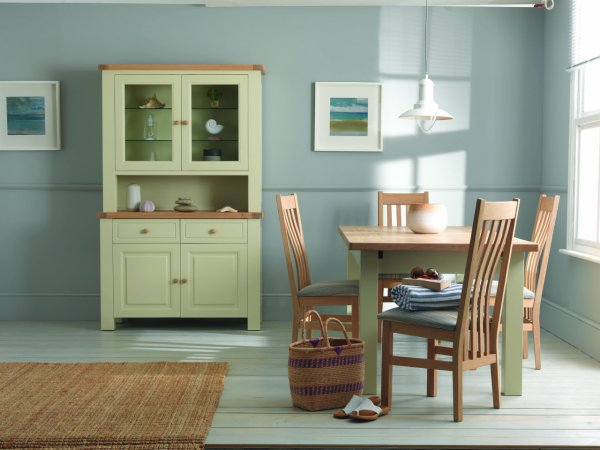Charltons Bretagne Dining Furniture Oak Table