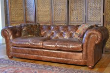 Tetrad Leather Sofas