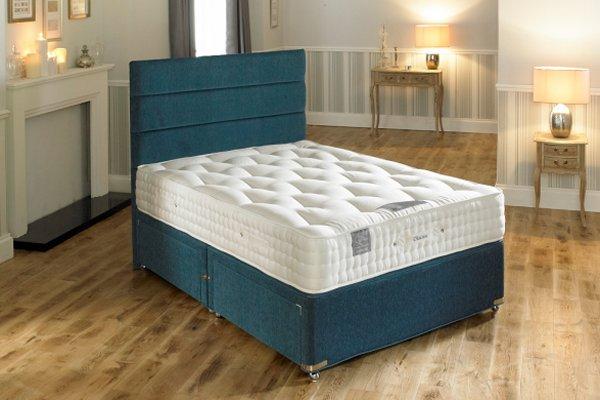 hampton bed company pocket spring heritage collection beds. Black Bedroom Furniture Sets. Home Design Ideas