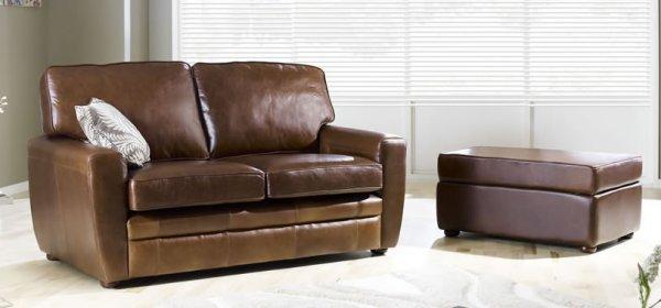 Attirant The Sofa Collection Statton Premium Leather Sofa By Forest Sofa