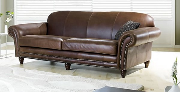 The Sofa Collection Royal Vintage Leather By Forest Antique Leather Sofa Q73