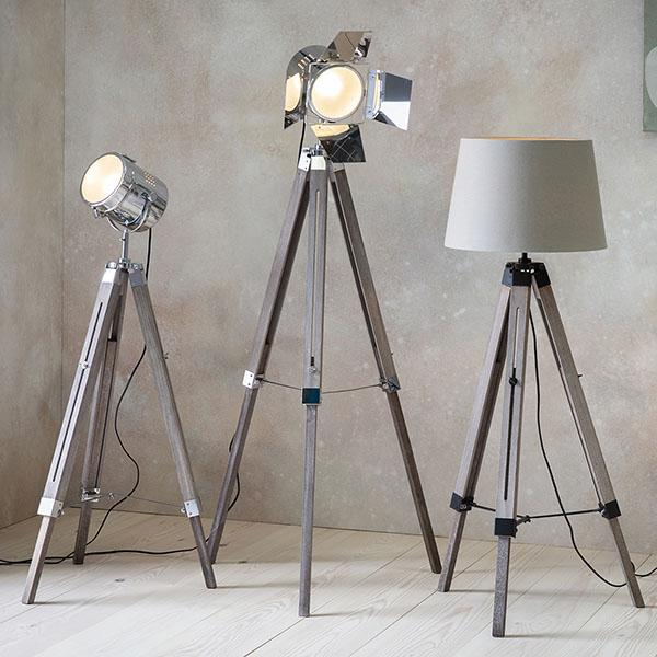 Floor Standing Lights