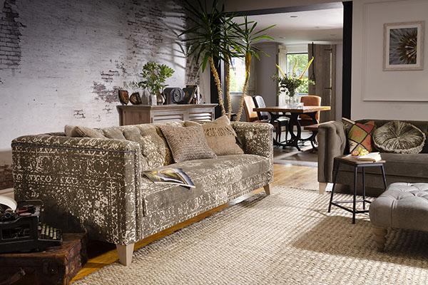 Tetrad Modern Bohemian Sofas Chairs Buxar Jacaranda
