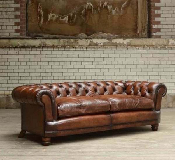 Tetrad Leather Sofas Leather Chesterfield Sofas