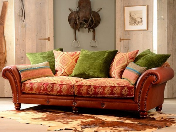 Admirable Tetrad Sofas Tetrad Mixed Leather Fabric Sofas Eastwood Beutiful Home Inspiration Xortanetmahrainfo