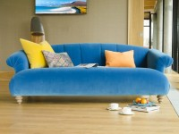 FF Collection by Tetrad Muffin Sofa
