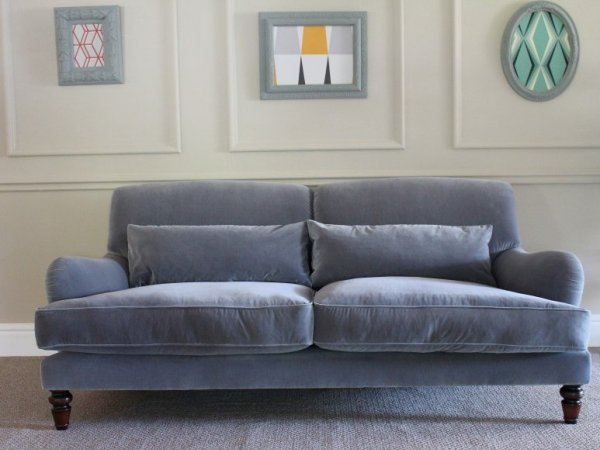 Tetrad Windermere Sofa - A Tetrad Classic Velvets Collection Range