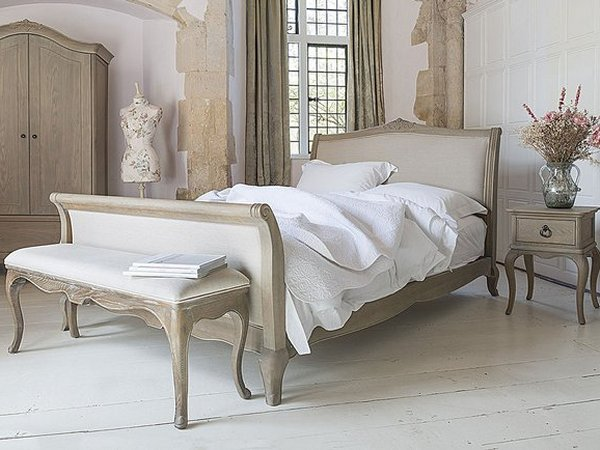 Willis U0026 Gambier Camille High End Bedstead. Bedside Table, Bedroom Bench U0026  Double Wardrobe