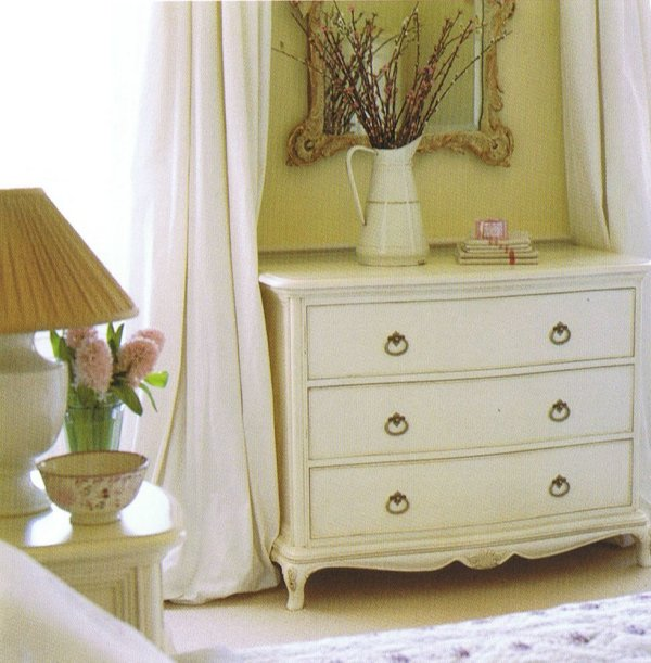 Willis U0026 Gambier Ivory Bedroom Furniture