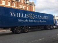 Another furniture load from Willis & Gambier delivered to Harvest Moon